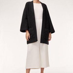 Aritzia Black Brullon Sweater